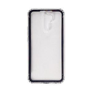 Чехол для телефона X-Game XG-BP038 для Redmi 9 Чёрный бампер