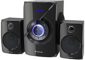Компактная акустика 2.1 Defender X420 черный