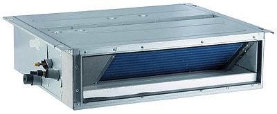 Канальный GMV-ND125PHS/A-T (внутренний блок) HP.