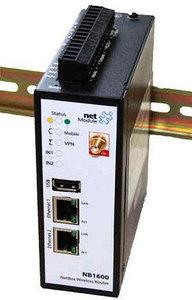 NetModule NB 1600-LW (LTE и WLAN роутер)