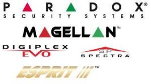 Системы охранной сигнализации Paradox