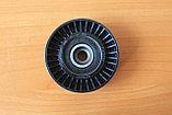 Ролик обводной (паразитный) приводного ремня SUZUKI GRAND VITARA JB424 J24B, фото 2