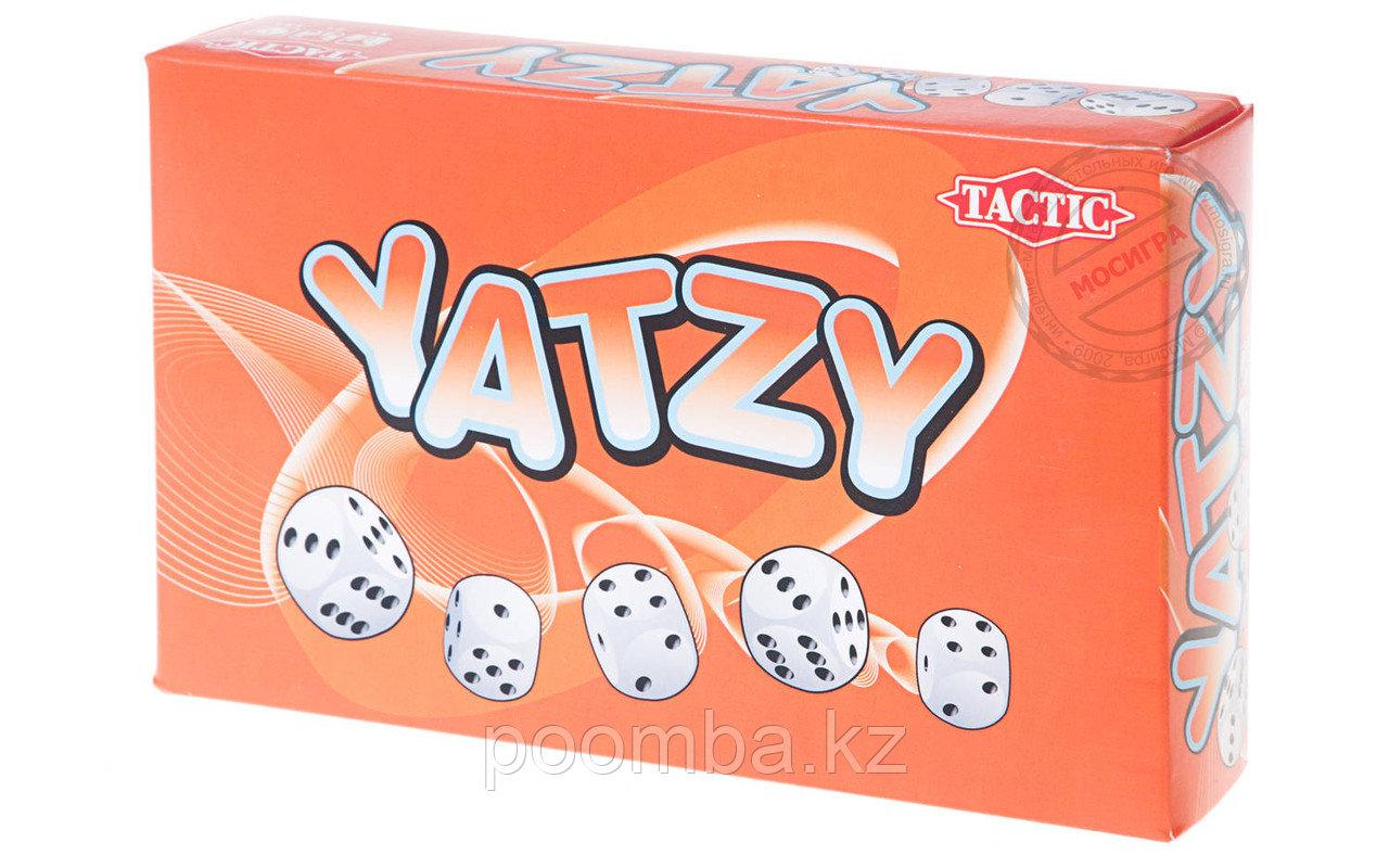"""Игра в кости""""Yatzy"""""""