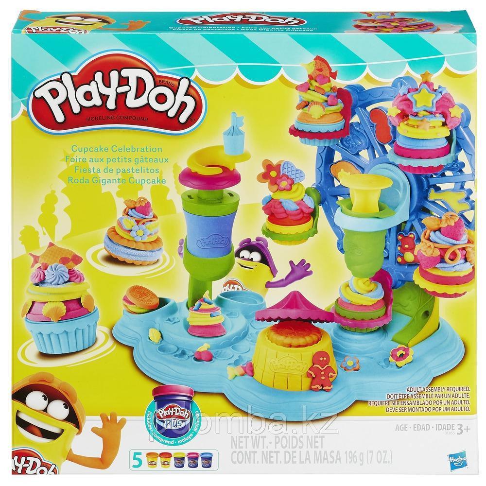 """Игровой набор """"Карнавал сладостей"""" Play-Doh"""
