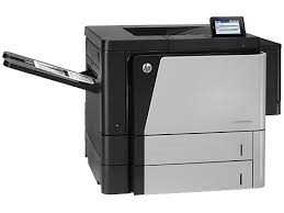HP CZ244A принтер лазерный черно-белый LaserJet Enterprise M806dn (A3)