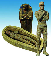 Diamond Monsters The Mummy, Мумия