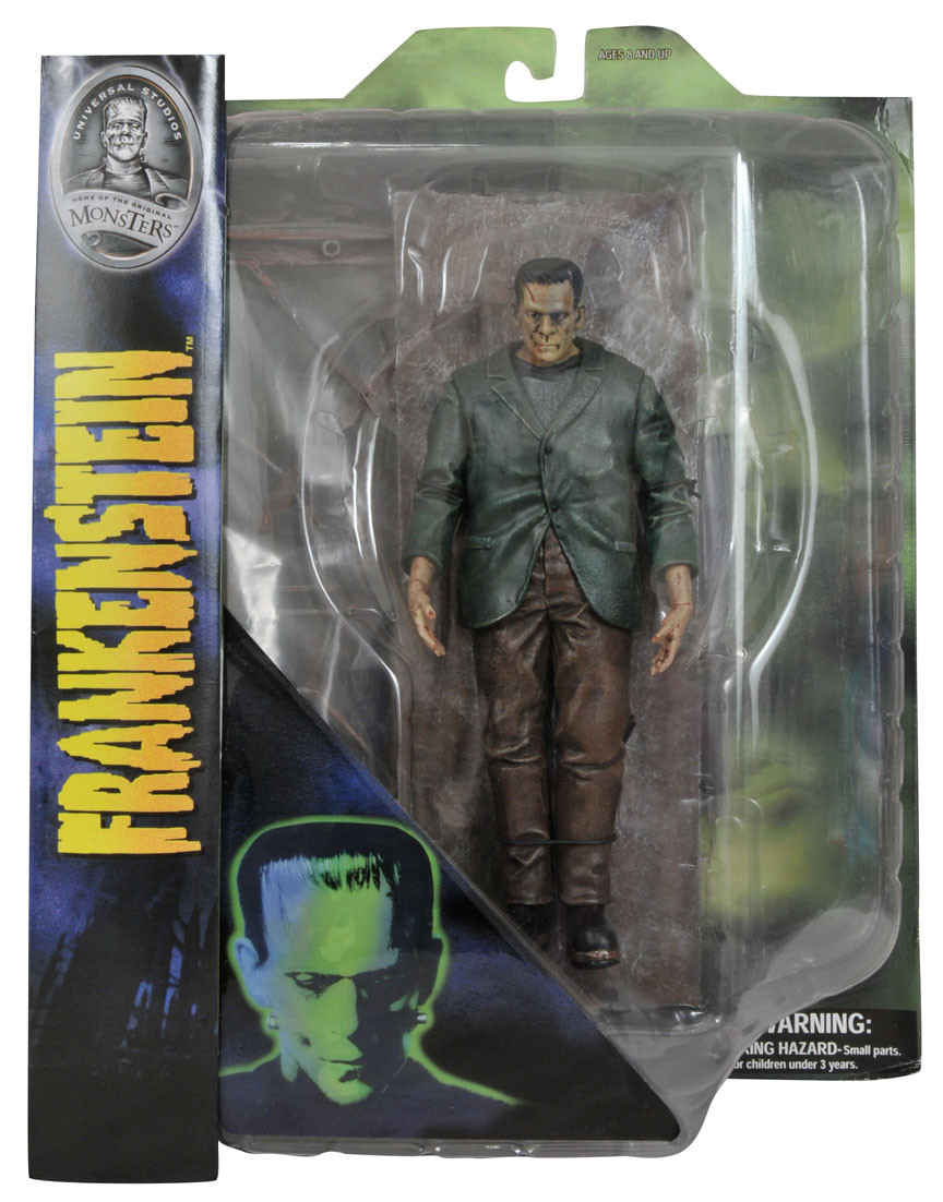 Diamond Monsters Frankenstein, Франкинштейн