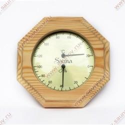 Термогигрометр восьмигранный