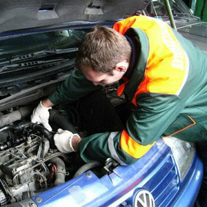 ремонт и техническое обслуживание автотранспорта