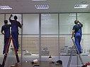Тонирование окон, перегородок, витражей, балконов в Астане, фото 3