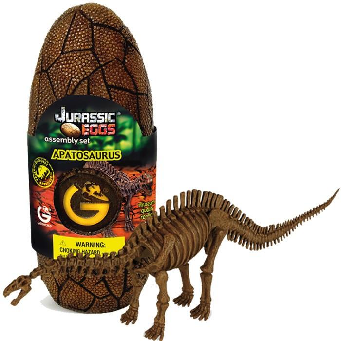 "Geoworld Яйцо Динозавра ""Апатозавр"""