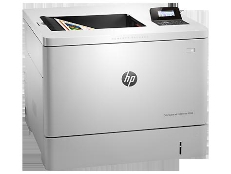 HP B5L23A Принтер цветной лазерный Color LaserJet Ent M552dn (A4)