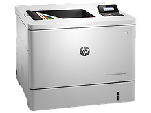 HP B5L25A Принтер цветной лазерный Color LaserJet Ent M553dn (A4)