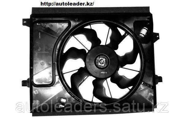 Вентилятор радиатора Kia Soul 2012-