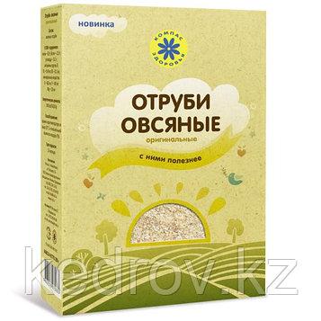 """Отруби овсяные  """"Компас здоровья"""", 200 гр."""