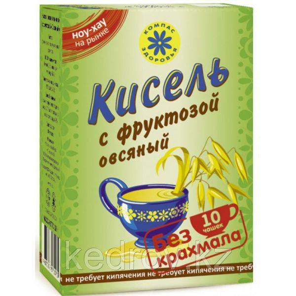"""Кисель с фруктозой """"Овсяный"""", 150 гр."""