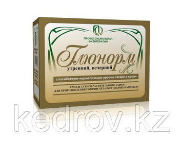 Глюнорм (нормализация сахара в крови)