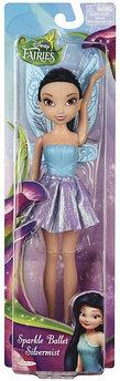 Кукла Disney Fairies - Балет, 23 см,  Серебрянка.