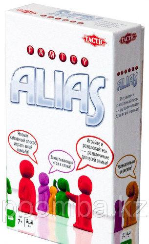 """Настольная игра """"Скажи Иначе"""" - Для всей семьи, Alias."""