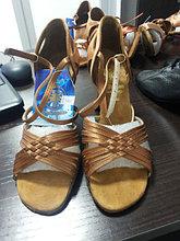 Туфли танцевальные, чешки
