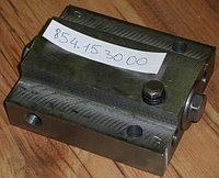Гидрозамок 854.15.30.00 гидроцилиндра подъема стрелы автогидроподъемников АГП-18, АГП-22, АГП-28