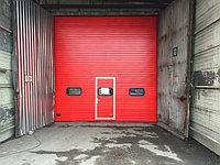 Ворота для промышленных сооружений, фото 1