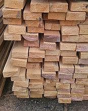 Доска обрезная из сосны 45х120х6000