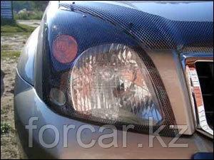 Защита фар  SIM для Land Cruiser Prado 120, фото 2