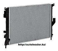 Радиатор RENAULT Sandero 1.4 /1.6 без кондиционера 08-(трубчатый)