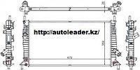 Радиатор MAZDA 3 1.4 /1.6 /1.6D /2.0 /2.0D