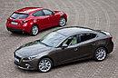 Mazda 3 седан/хэтчбек