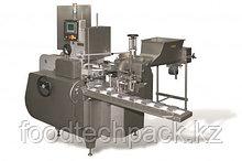 Брикетировочный автомат для упаковки сливочного масла, спредов.