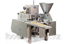 Упаковочный автомат для плавленных сыров с апликатором быстрого вскрытия