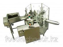 Упаковочный автомат для заполнения творога/ сливочного масла/плавленного сыра в контейнеры