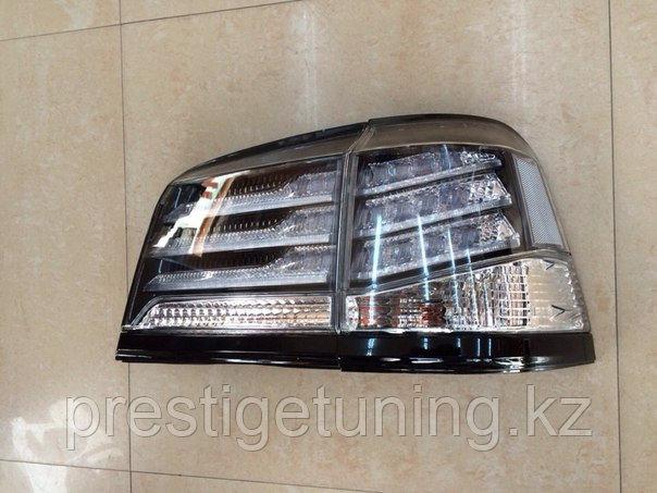 Задние фонари на Lexus LX570 2008-15 Supercharger