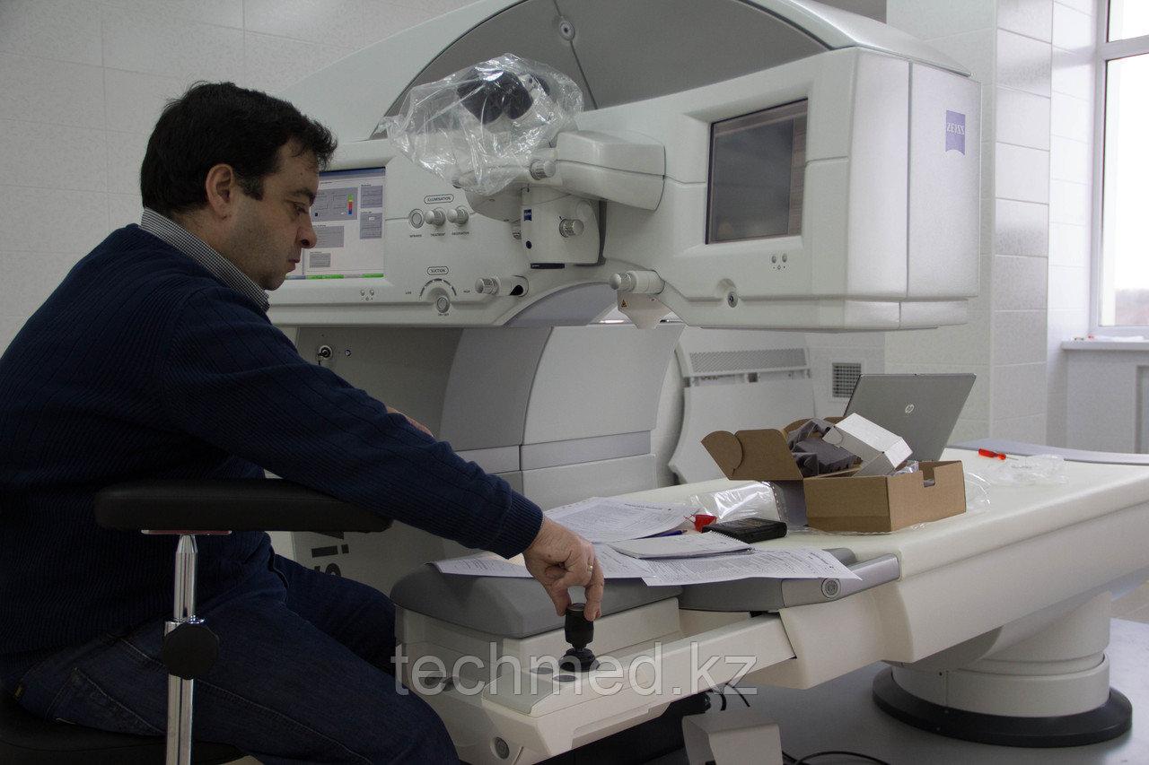 Сервисное обслуживание и ремонт медицинского оборудования