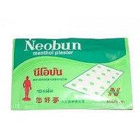 Пластырь обезболивающий Neobun