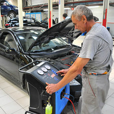 Диагностика и ремонт автокондиционера