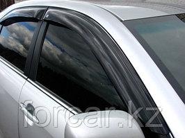 Дефлекторы окон SIM для CAMRY 2000-2005(30, 35 кузов), 2006-2011 (40 кузов), 2011 - (50 кузов), темн