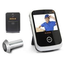 Беспроводной видеоглазок Kivos, модель KDB-307