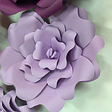 Цветы, 3D баннер, декор. , фото 4