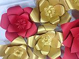 Цветы, 3D баннер, декор. , фото 6