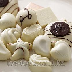 Шоколад кондитерский белый Nevado 35%