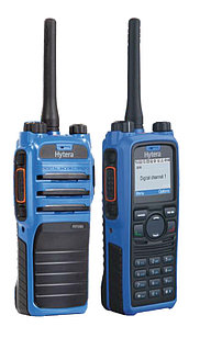 Радиостанции взрывобезопасные Hytera PD715 Ex/ PD795 Ex