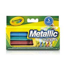 Crayola Маркеры Metallic 5 шт.