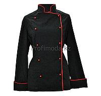 Женская куртка двубортная (К013а)