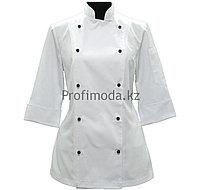 Куртка женская двубортная