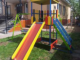 Детские комплексы  для улицы