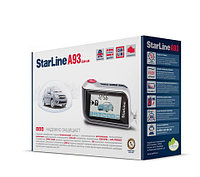 Сигнализация автомобильная StarLine A93