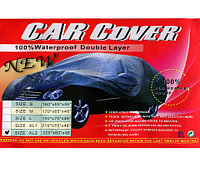 Тент для автомобиля всепогодный (L - 483 x 178 x 117 см)